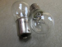 Light bulb for turn signals and parking lights.